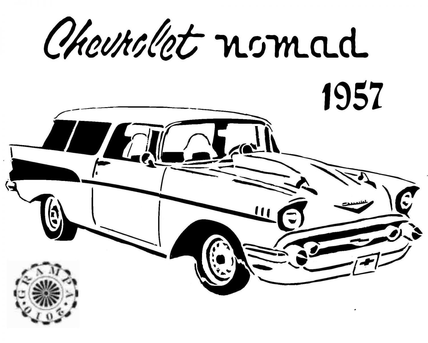 56 chevy nomad wiring diagram 1957 chevy ignition switch