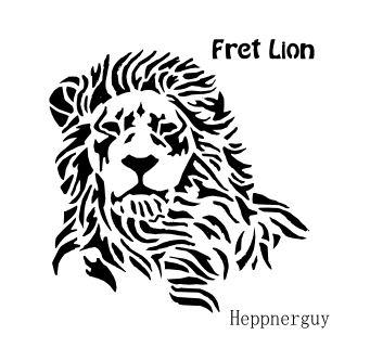 fret lion