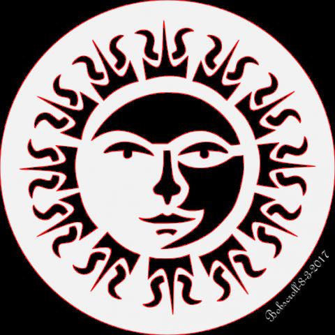 Aztec Sun Trivet