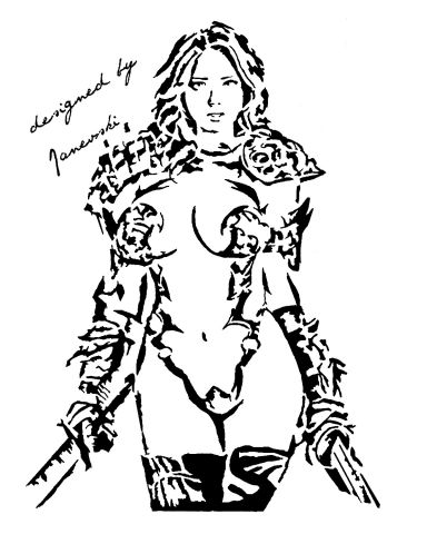 woman warior