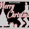 Merry Christmas plaque 2