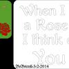 Valentines saying