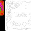 Valentines Plaque 2