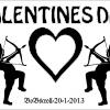 Valentines Day plaque 1