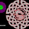 Dragon Circle design