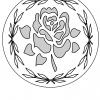 Rose Trivet 2