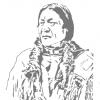 Portrait Of Governor Diego Naranjo, Pueblo Indian