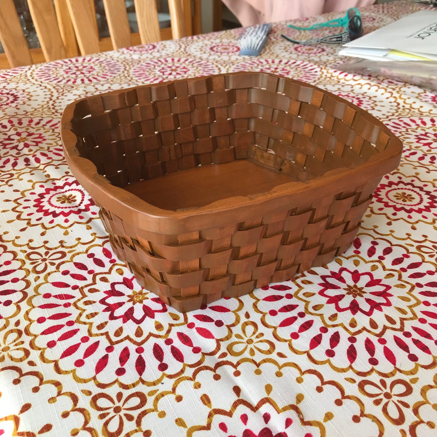 Monroe Dutcher Basket - General Scroll Sawing - Scroll Saw Village